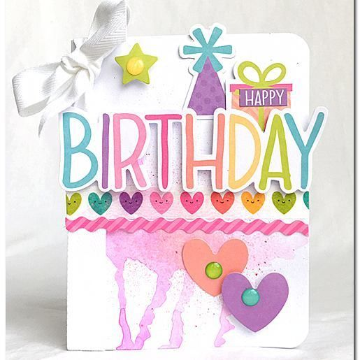 Happy Birthday Card By Anabelle O'Malley Http
