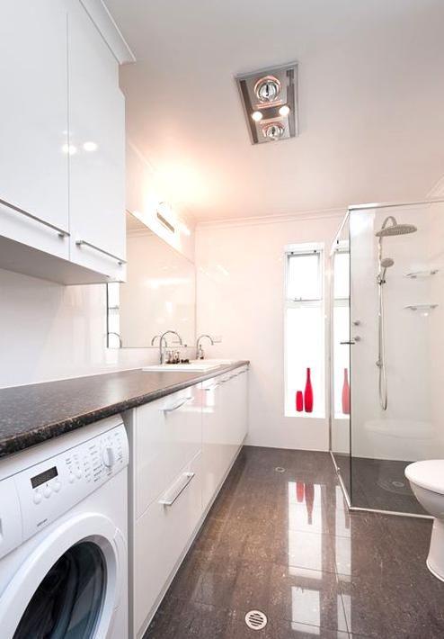 Laundry In Bathroombo Floor Plan In 2020 Floor Plans Home Appliances Quality