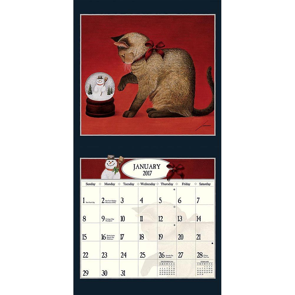 American Cat 2020 Mini Wall Calendar Cats, Calendar, Mini