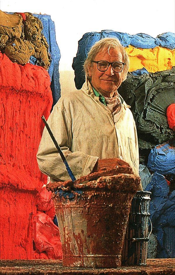 Bram Bogart (Delft, 12 juli 1921 - Sint-Truiden, 2 mei 2012) was een Nederlands/Belgisch abstracte kunstschilder. Sinds 1950 legde hij zich toe op het abstracte schilderen