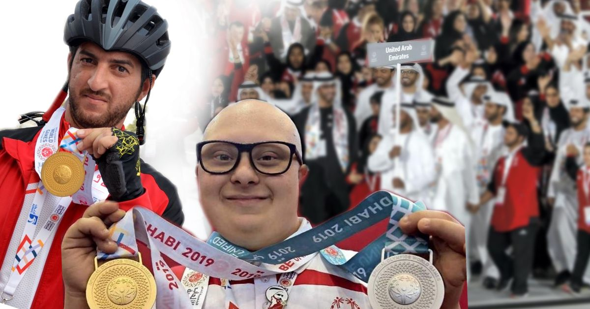 Pin by UAE-Voice on UAE NEWS in 2019 | Special olympics, Uae, The 100