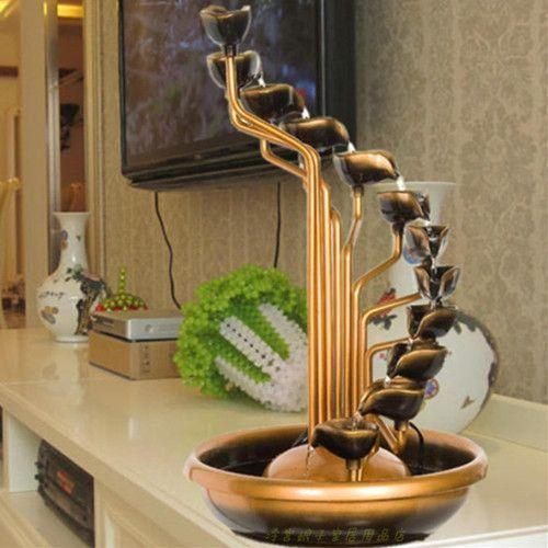 Resultado de imagen para fuentes de agua caseras para for Fuentes decorativas de interior