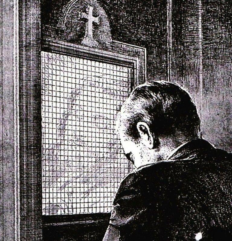 Confession catholic confession traditional catholic