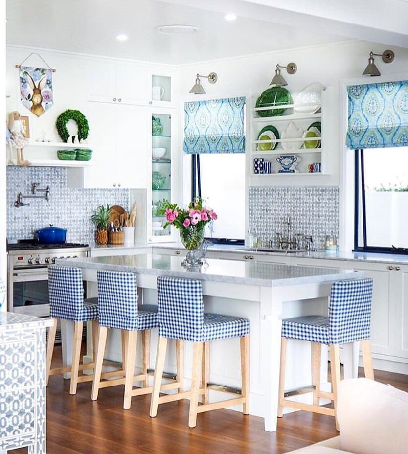 20 Charming Cottage Style Kitchen Decors: Pin By Bronwyn On Dream Homes