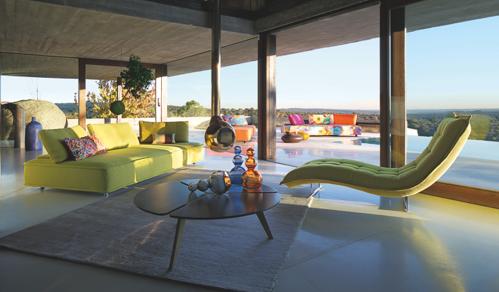Roche Bobois Escapade Sofas Outdoor Version By Missoni Home