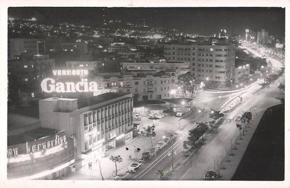Avenida Andrés Bello entrada a San Bernardino. Caracas años 1950s Caracas del Ayer (@Caracasdelayer)   Twitter