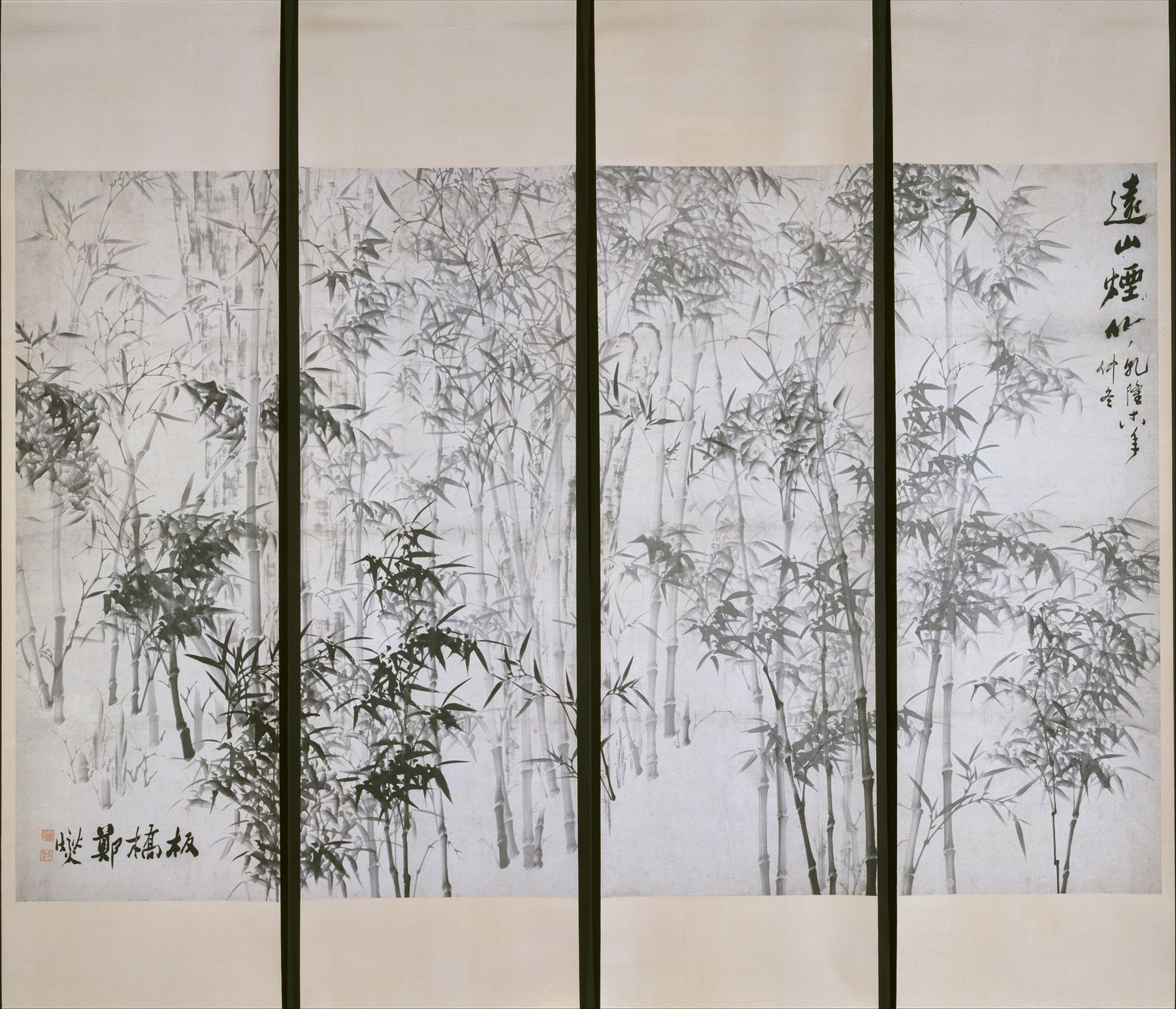 Zheng Xie (鄭燮, 1693-1765), Qing Dynasty (1644-1911)