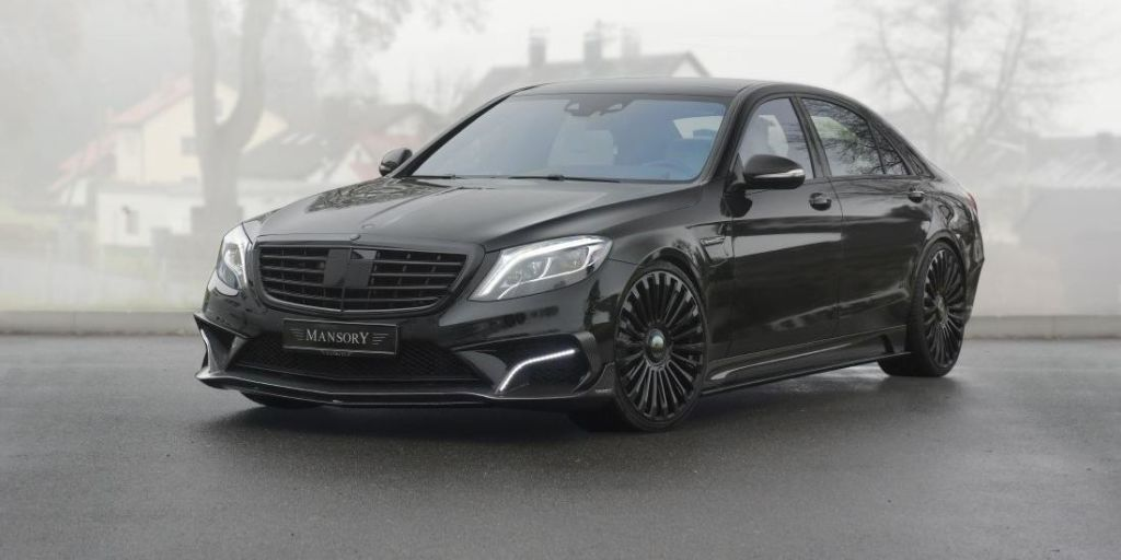 This Mercedes S Class Has Nearly 1000 Hp Mercedes S Class Amg Benz S Class Mercedes Amg