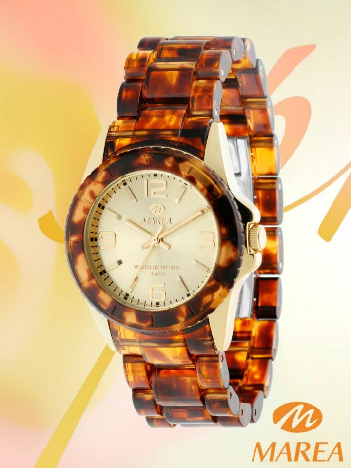 Spring is finally here! ♥ looking for more? https://www.facebook.com/mareawatches  Model B32056/3