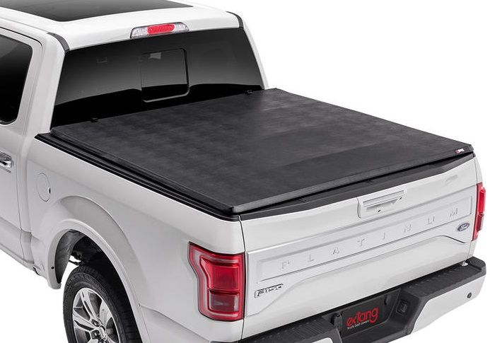 Extang Emax Tri Fold Soft Folding Tonneau Cover Folding Tonneau Covers Tonneau Cover Tri Fold Tonneau Cover
