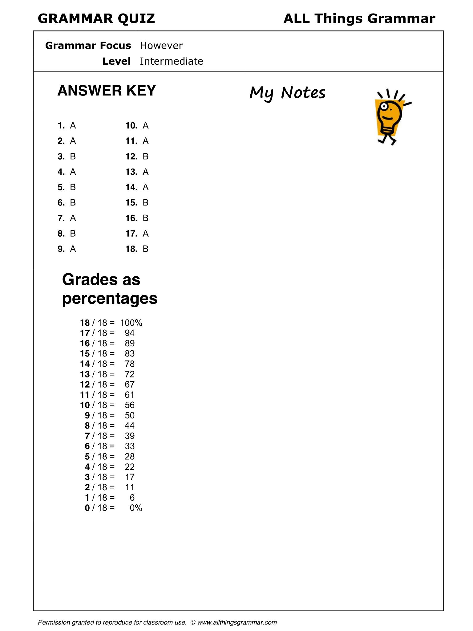 English Grammar However Www Allthingsgrammar Com However Html Grammar Quiz English Grammar Grammar Worksheets [ 2048 x 1536 Pixel ]