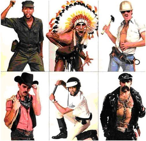 Village People by Bill King I Write The Songs Pinterest