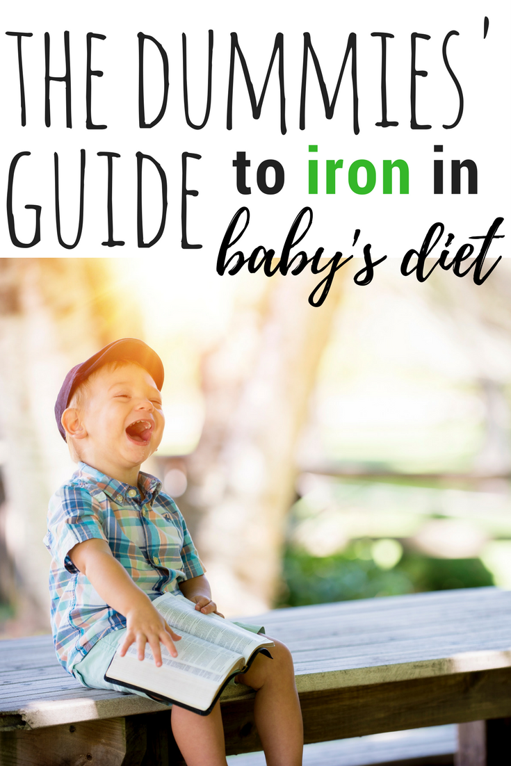 Photo of Iron facts that you need to consider while weaning your little one