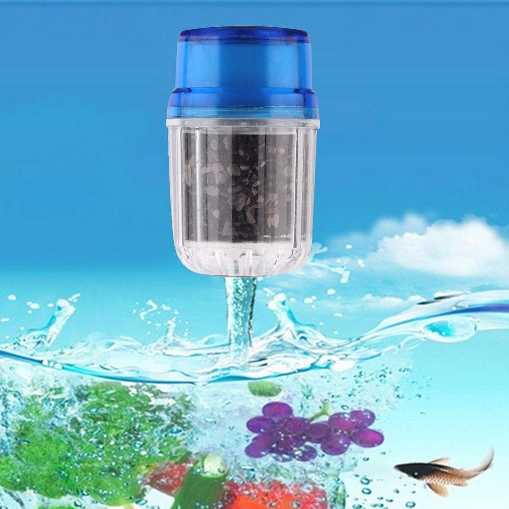 Activated Carbon Tap Water Water Purifier Use For Kitchen Faucet Tap ...
