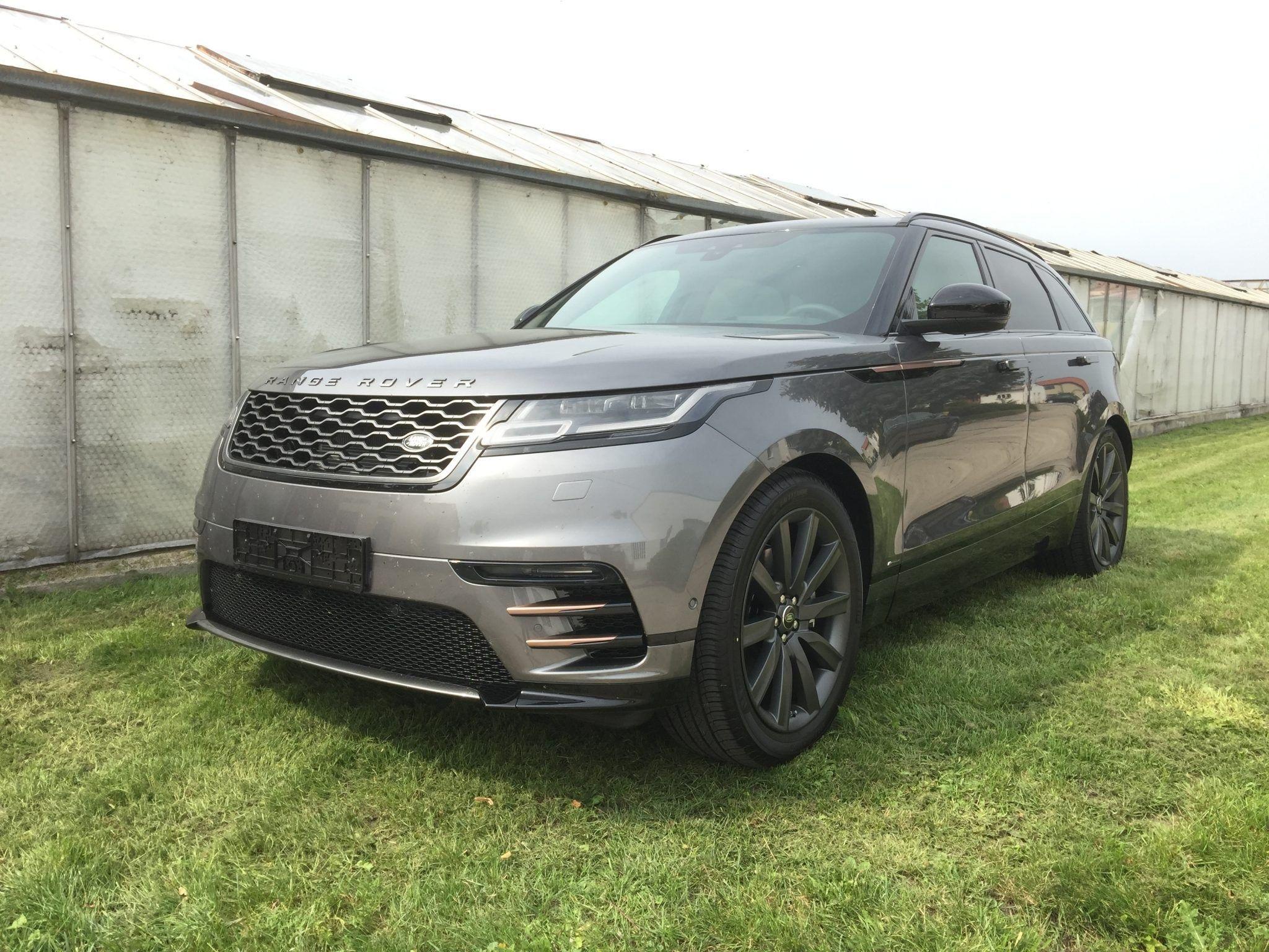 Best 2018 Range Rover Velar D300 Release Date
