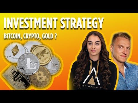 Long term crypto investment strategy