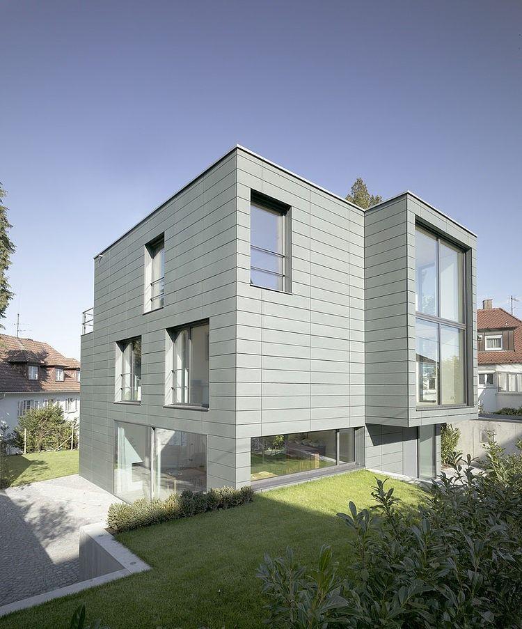 K2 Architekten k2 house by bottega ehrhardt architekten sleek minimalist design