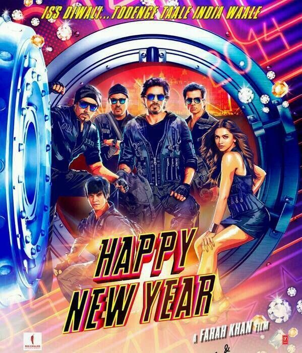 It will be HappyNewYear this Diwali! Happy new year