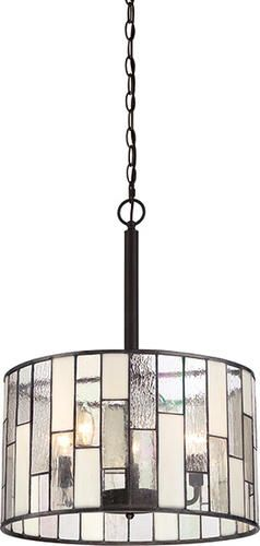 Ronan 5 Light 23 Antique Bronze Pendant At Menards For Our Family Room