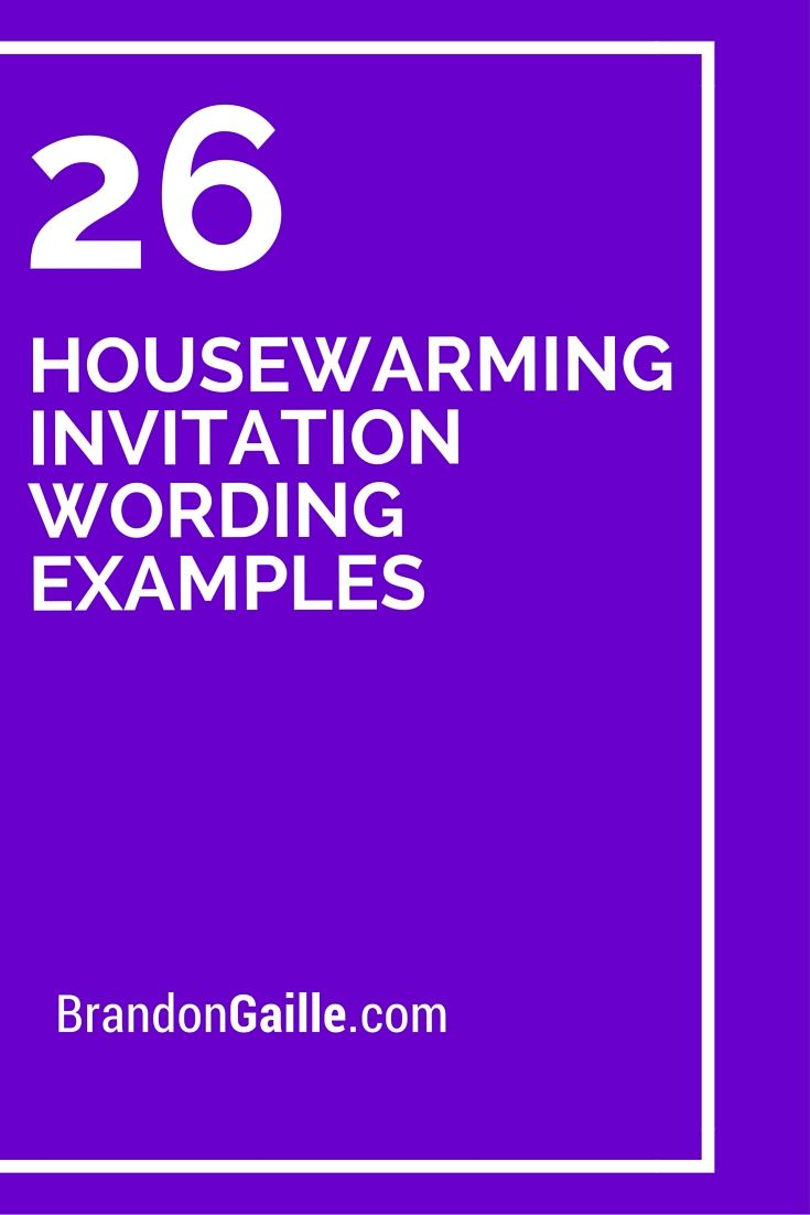 26 housewarming invitation wording examples messages and 26 housewarming invitation wording examples stopboris Image collections
