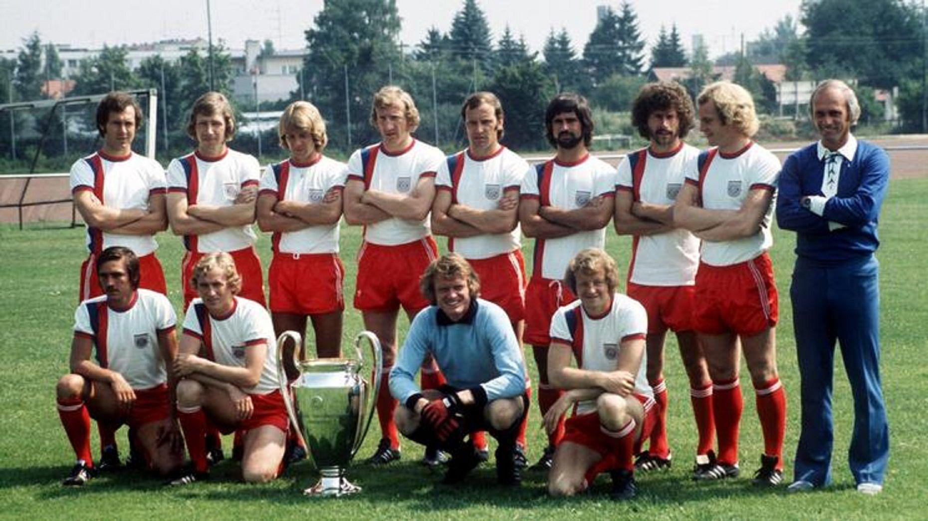 Bayern MГјnchen Trainer 1974