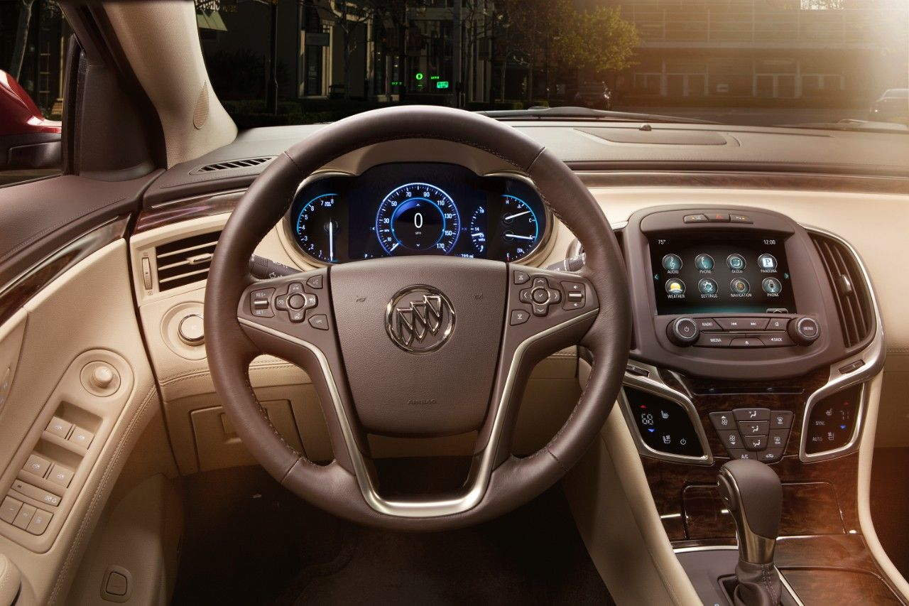 2016 Buick Lacrosse Interior Buick Lacrosse Buick Dream Cars