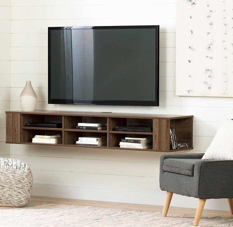 Modern Floating Tv Units Vurni Wall Mount Tv Stand