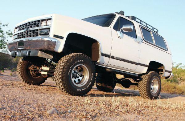 Chevy Blazer Spotter S Guide Suv Bio Chevy Chevy Trucks 87
