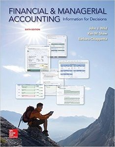 Instant download and all chapters solutions manual financial and instant download and all chapters solutions manual financial and managerial accounting 6th edition wild view free sample solutions manual financial and fandeluxe Choice Image