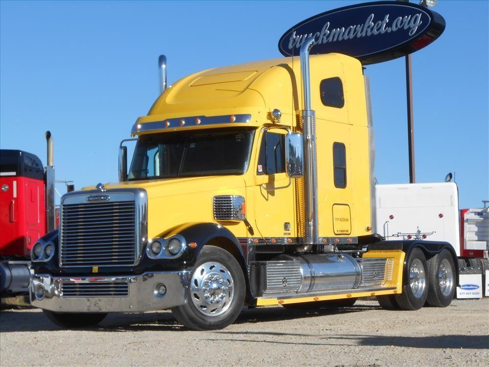 2008 Freightliner Coronado 122 Freightliner Trucks Freightliner Big Rig Trucks