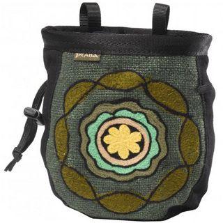 flowered chalk bag prAna