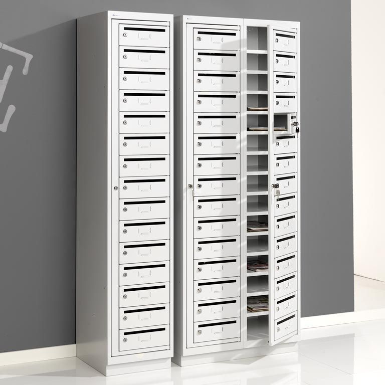 Mail Order Kitchen Cabinets: Mail Sorting At Offices Can Be Done Neatly With Pigeon