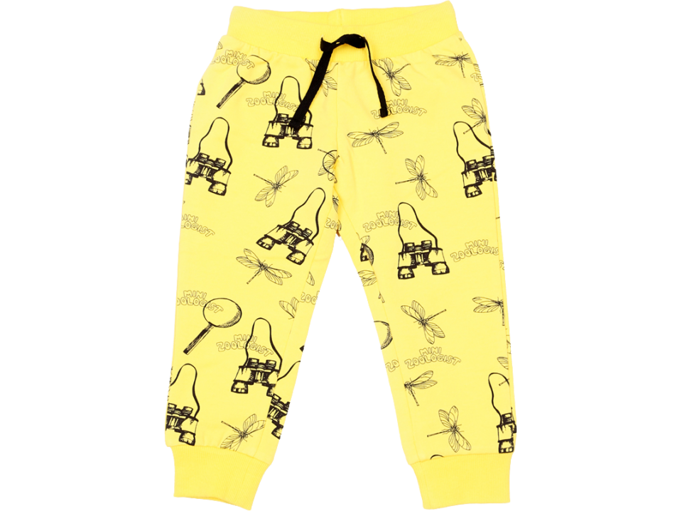 Mini Rodini Zoologist Sweat Pants