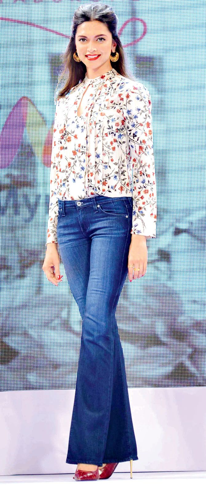 Deepika Padukone turns designer | Bollywood outfits ...