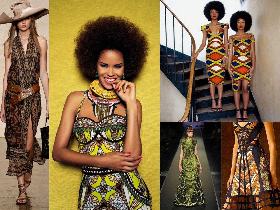 tissu africain mode
