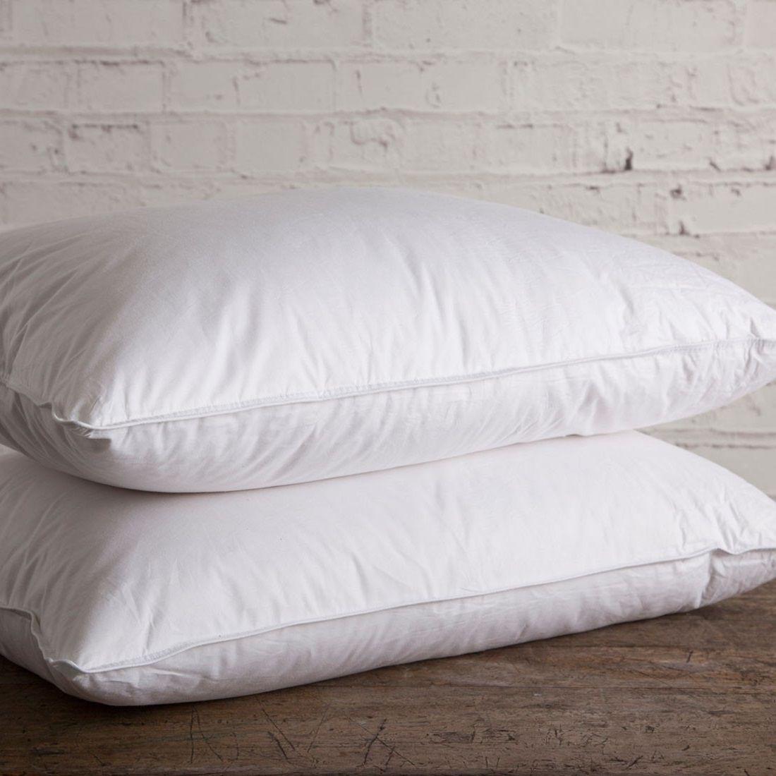 100 Siberian Goose Down Pillow Goose Down Pillows Down Pillows Pillows