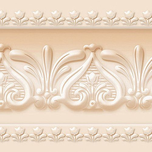 Details about Cream Wallpaper Borders Victorian