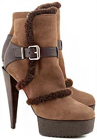 FENDI Sandals - Shoes - Boots 2014