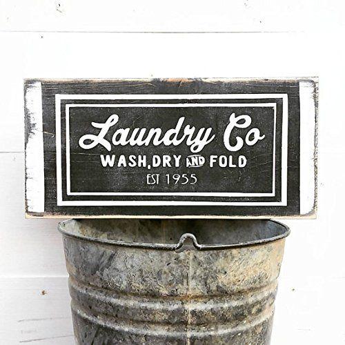 Farmhouse Laundry Decor Laundry Sign Laundry Room Dec Https