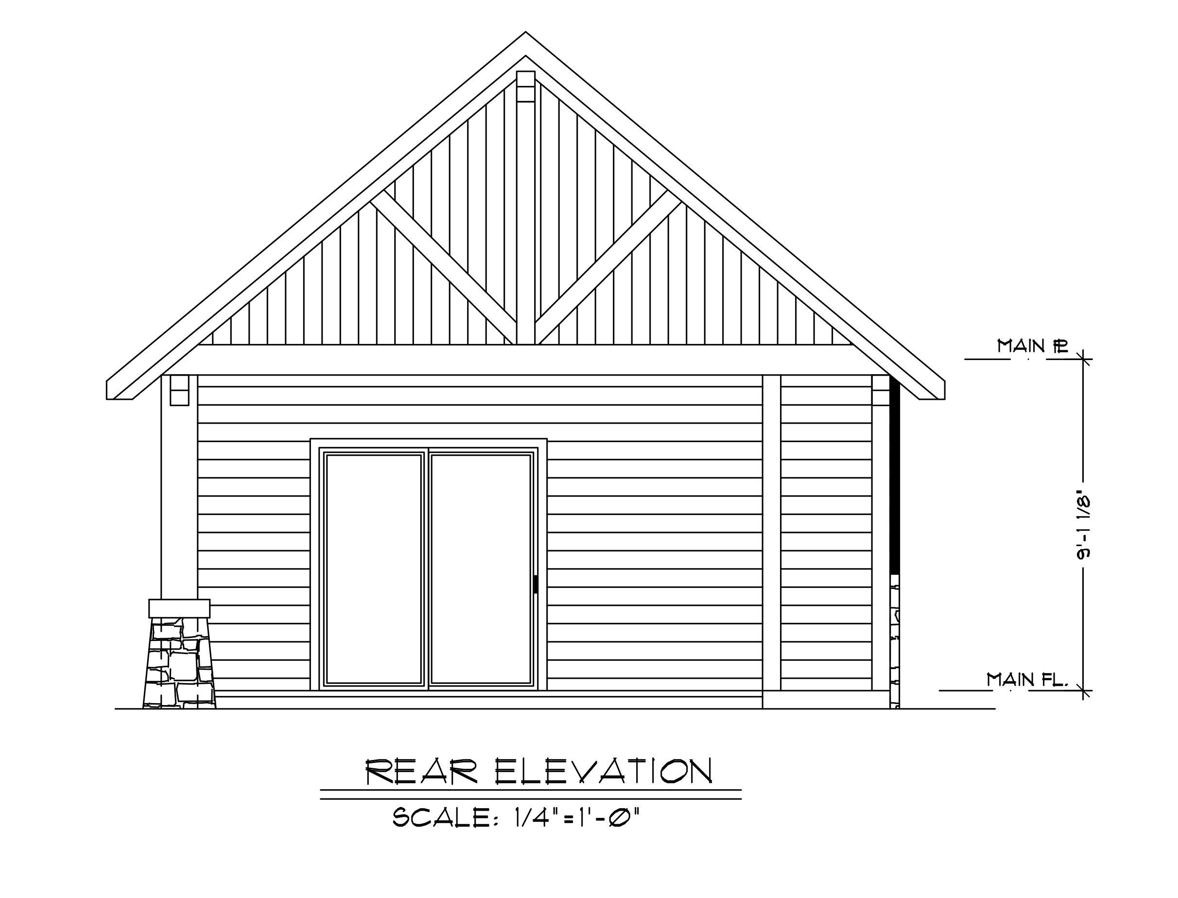 Trinidad Small House Plan Modern Lodge House Plans With Photos In 2020 House Plans With Photos Small House Additions House Plans