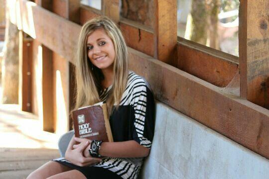 Senior pictures bible