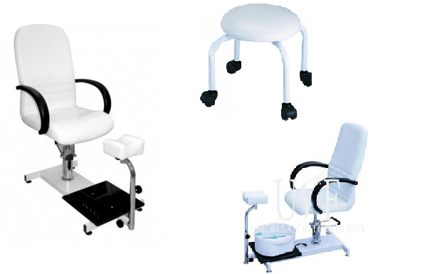 A plumbing free pedicure chair contains hydraulic base swivel chair top steel base adjustable foot rest matching stool and footbath with features of ...  sc 1 st  Pinterest & A plumbing free pedicure chair contains hydraulic base swivel chair ...
