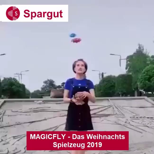 MagicFly® – UFO Drohne (Top Spielzeug 2019) 😍👍