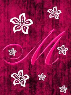 M Letter Love Wallpaper   www.pixshark.com - Images ...