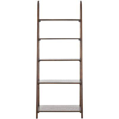 """Safavieh Sammy 72"""" Leaning Bookcase"""
