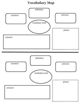 A great way to learn vocabulary words and meaning includes space a great way to learn vocabulary words and meaning includes space for vocabulary word ccuart Image collections