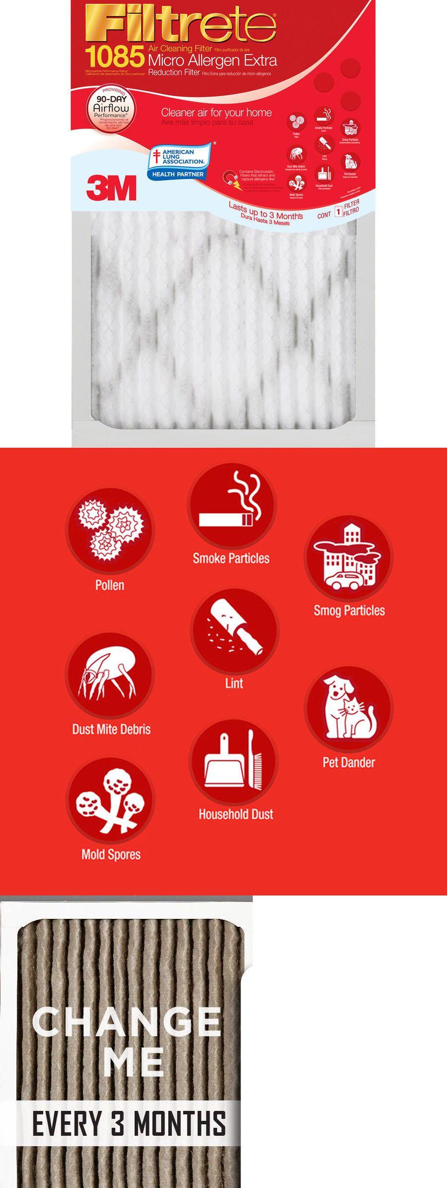 Details about Filtrete 1085 MPR Micro Allergen Extra
