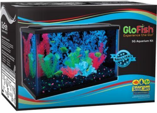 Glofish Aquarium Kits