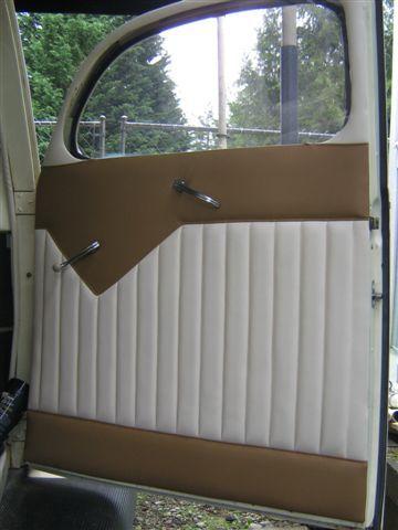 Retro Hot Rod Door Panel Ideas For My Next Project