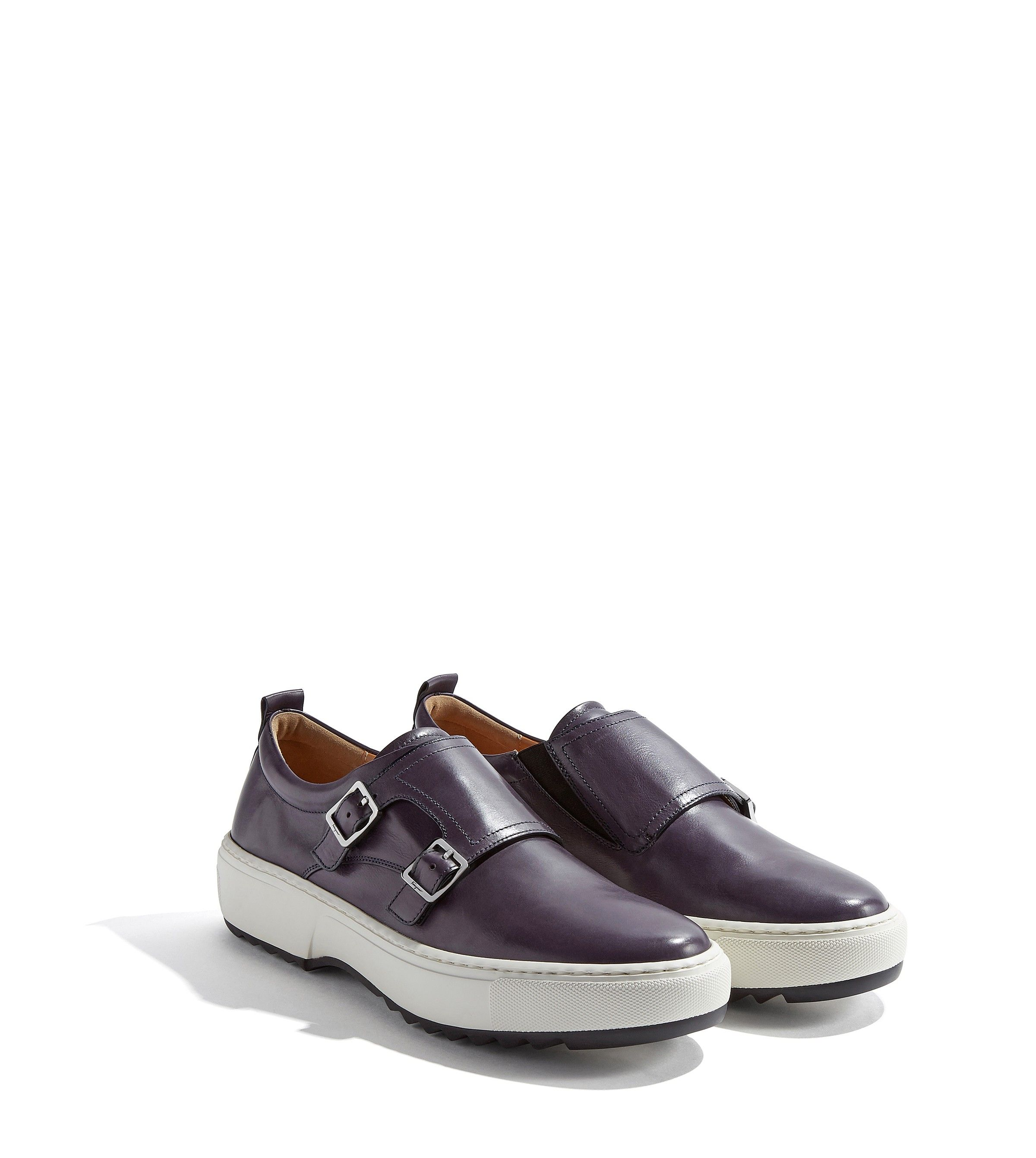 Salvatore Ferragamo monk strap sneakers outlet authentic many kinds of uQdbwmaHt